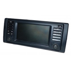 Bmw E38 E39 E53 Sat Nav Audio Wide Screen Am Fm 16x9