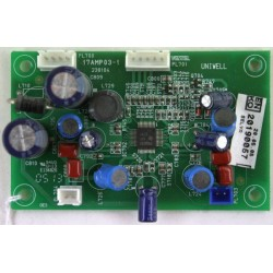 ANSONIC TFT-265HP 17AMP03-1 E134826 PLACA AUDIO
