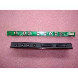 LG 32LD320-ZA EAX56608701 EBR61247101-S9 PLACA BOTON