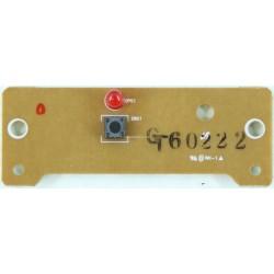 SAMSUNG LE26R53 PCBLED BN41-00555A PLACA BOTON