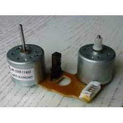 MEIYANG RF-310T-11400 PLATINE + 2 ELECTROMOTORES